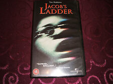 V.H.S. VIDEO TAPE COLLECTABLE....JACOB'S LADDER...(18)