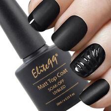 Elite99 10ml Gel Coat Matt Matte Top Esmalte de uñas las extremidades del arte