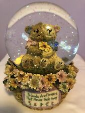 The Boyd's Collection Musical Snow Globe Le/855 #270532 tune is Clair de Lune