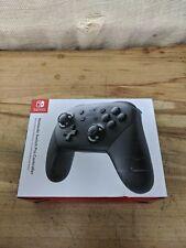 New Sealed Nintendo Switch Pro Controller (HACAFSSKA)