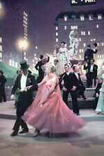 Fred Astaire & Ginger Rogers Rare Color Dancing 11x17 Mini Poster
