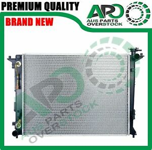 Premium Quality Radiator For HYUNDAI iX35 LM Auto & Manual 9/2009-On + Free Cap