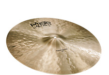 "Paiste Masters Dark Crash Cymbal 17"" - Video Demo"