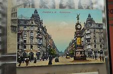 Frankierte Architektur/Bauwerk Echtfotos vor 1914 aus Hessen