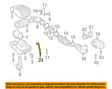 GM OEM Air Intake-Pcv Tube 12553090
