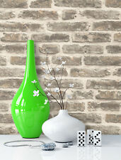 Newroom Steintapete beige jung modern Vlies Anthrazit braun 3d OPTIK