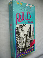 BERLIN SYMPHONY OF A GREAT CITY Die Sinfonie der Grosstadt RUTTMANN NTSC VHS