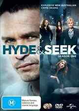 Hyde & Seek : Season 1 (DVD, 2-Disc Set) NEW