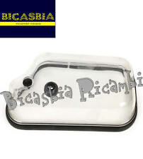 8510 - COPERCHIO CARBURATORE TRASPARENTE VESPA 125 150 200 PX 180 200 RALLY