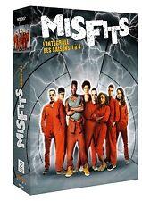 Misfits - L'intégrale des saisons 1 à 4 - DVD - 5051889423041