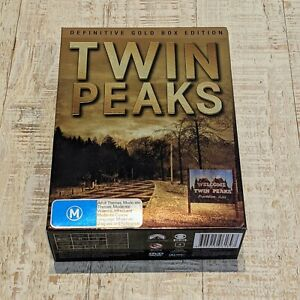 Twin Peaks - Definitive Gold Box Edition [DVD]