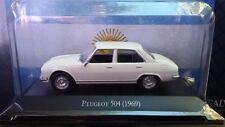 PEUGEOT 504 1969 - ARGENTINA diecast 1:43