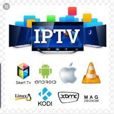 12 Maanden IPTV TR/NL/DUITS/FR