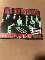 Kill the Precedent - Dialogues with the Dead CD NEW SEALED MINUS HEAD RECORDS