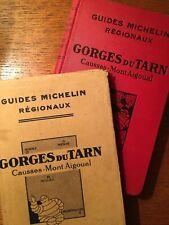 Guide Michelin Gorges du Tarn 1 édition 1929/30