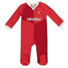 Wales RFU - Sleepsuit  (6/9 Months - QT) GIFT BABY