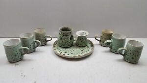 G S Pottery Set