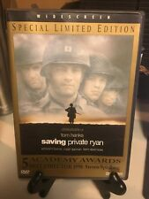 Saving Private Ryan used Dvd Single-Disc Special Limited Edition Tom Hanks Damon