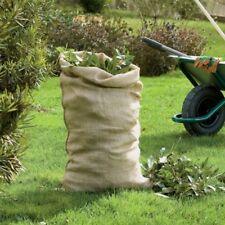 Lot de 3 sacs en jute 60 cm x 1 m, Nortène