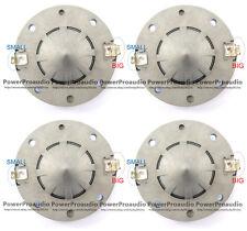 4 pieces Replacement Diaphragm for JBL 2408, JBL2408H, PRX, MRX, VT....ect
