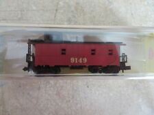 MODEL POWER  -  N SCALE -  CABOOSE   # 3102