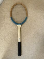 Vintage Slazenger Eclipse wooden tennis racket -  Medium rare