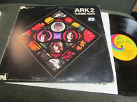 ARK 2 Flaming Youth vinyl LP 1969 Phil Collins UNI gate Genesis prog psych T1/T1