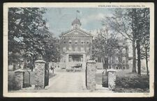 Postcard HOLIDAYSBURG Pennsylvania/PA  Highland Hall Entrance Gate view 1920's