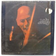 SEALED SPIRIT: Live spirit LP POTATO RECORDS PR2001 US 1978
