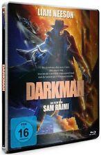 DARKMAN (Liam Neeson, Frances McDormand) Blu-ray Disc, Steelbook NEU+OVP