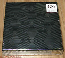 EXO EXO-M 2ND MINI ALBUM OVERDOSE 上瘾 CHINESE VER. CD + PHOTOCARD & FOLDED POSTER