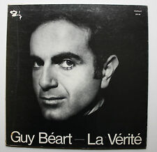 Guy Beart Import France Barclay LP