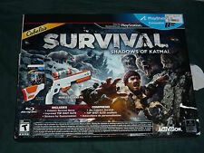 Cabela's Survival: Shadow of Katmai with Gun (Playstation 3)