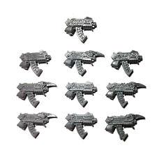 Chaos Space Marine Tzeentch Rubric Marines Thousand Sons 10 x INFERNO BOLTGUNS
