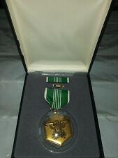 NEW U.S. Army Military Achievement Presentation Medal Ribbon 3 piece set ARCOMM