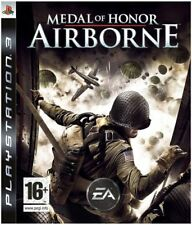 Medal of Honor Airborne for Sony PlayStation 3 Ps3 Video Game Booklet