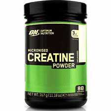 MICRONISED CREATINE MONOHYDRATE POWDER 88 SERVINGS - Anabolic Food Supplement