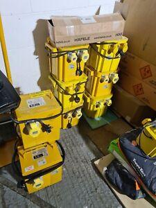 110V 5KVA Site Transformer 2 X 16 A & 1 X 32 Amp Building site 240v to 110v