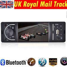 4.1'' Single Din TFT LCD Car Bluetooth Radio Handsfree USB/AUX/SD/MP5 Player JX
