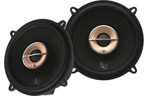 "Infinity Kappa 53xf 180 Watt 5.25"" Coaxial 2-Way Car Audio Speakers 5-1/4"" New"