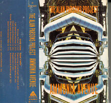 """K 7 AUDIO (TAPE)  THE ALAN PARSONS PROJECT """"AMMONIA AVENUE""""  (MADE IN SPAIN)"""