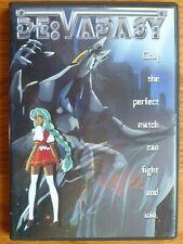 De:Vadasy Dvd Ova Anime Sci-Fi Movie AnimeWorks Devadasy