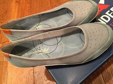 NIB MEPHISTO Allrounder Casual COMFORT Flats w/Removable Insoles Size 6.5M EU 37