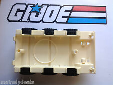 GI Joe 1987 Original Vehicle Dominator BF2000 Replacement Tank Bottom Shell!