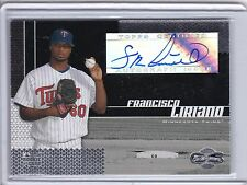 2006 Topps Co-Signers Autograph Francisco Liriano
