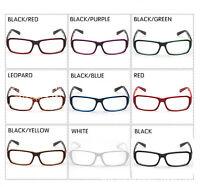 New Fashion Vintage Retro Frame Clear Lens Nerd Geek Glasses Eyeglass Eyewear