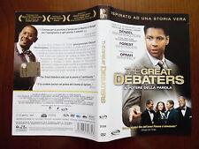 Great debaters - Il potere della parola (Denzel Washington)  DVD MHE ex-noleggio