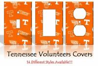 Tennessee Volunteers #2 Light Switch Covers Football NCAA Home Decor Outlet