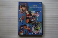 Tenchi Muyo 3 Movie Collection Anime DVD /in Love/Daughter of Darkness /Forever