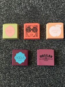 Benefit Mini Blush Bronzer Hoola  Dandelion  Dallas  Georgia  Galifornia